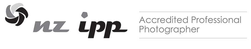 NZIPP accredited professional photographer