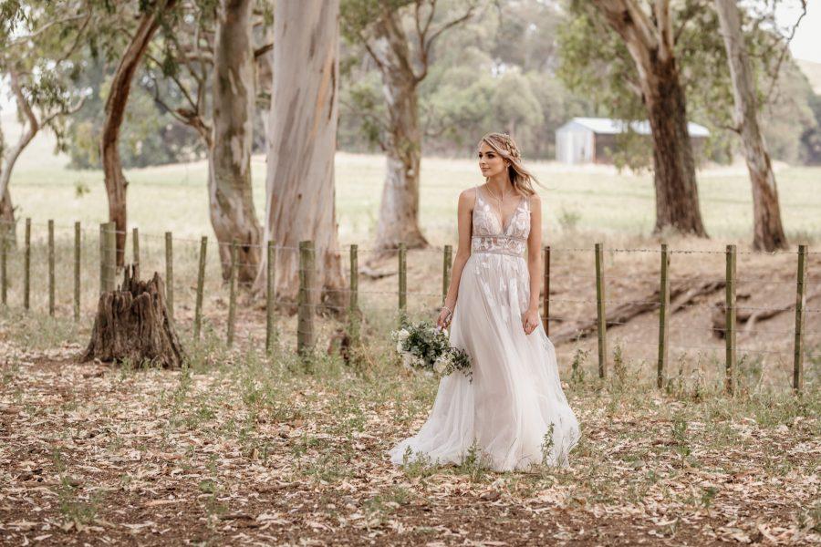 Hawkes Bay brides portrait