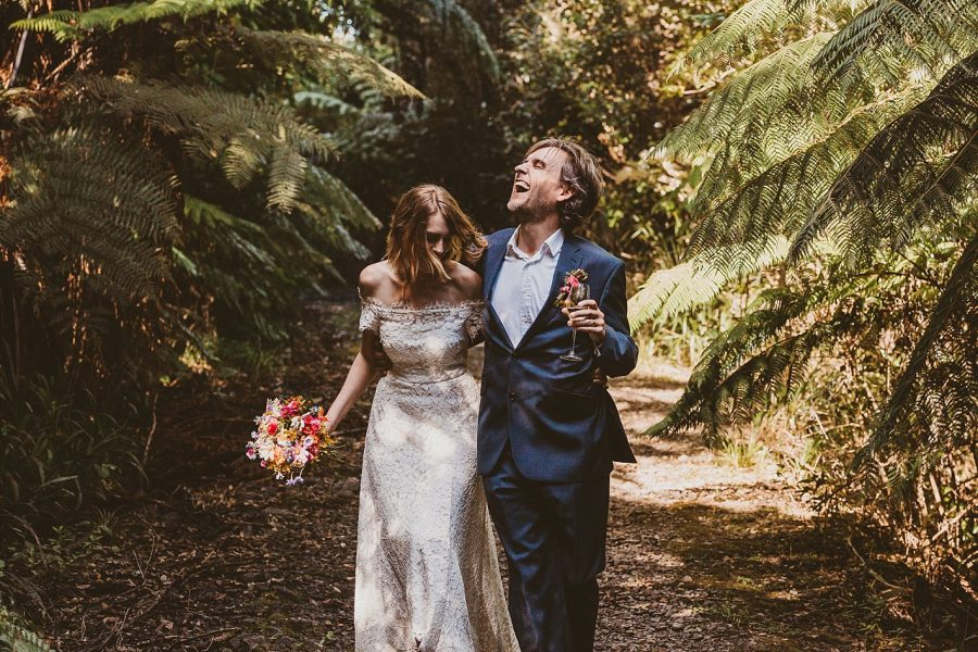 Waihi beach wedding pure images photography