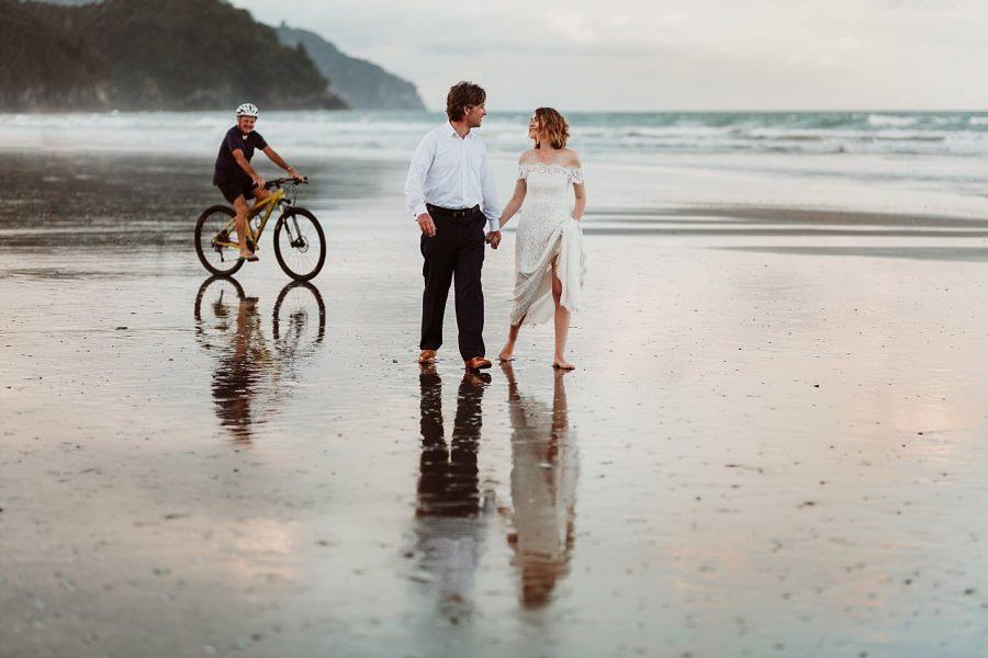 Waihi Beach Wedding Photos