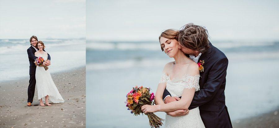 Moments Waihi Beach wedding