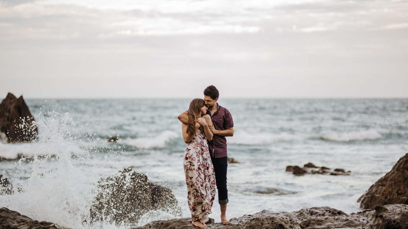 Mount Maunganui Engagement Photography