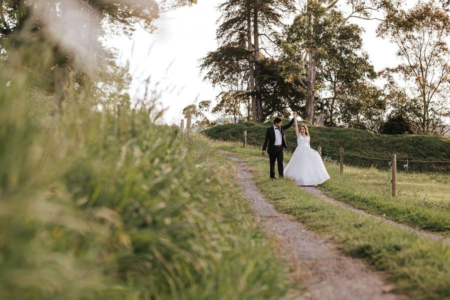 Celebration wedding photos