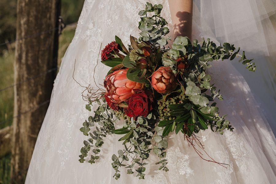 Rustic vintage Bouquet