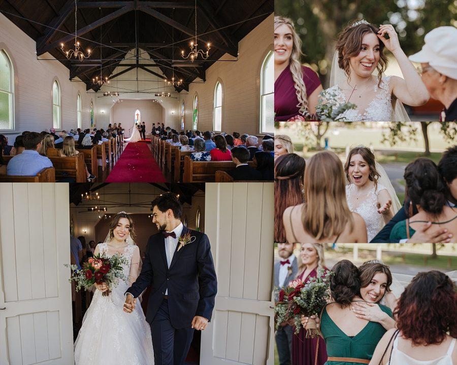 Happy wedding photos candid moments