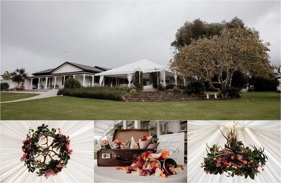 Olive Tree Cottage Wedding Venue in Tauranga Bay of plenty