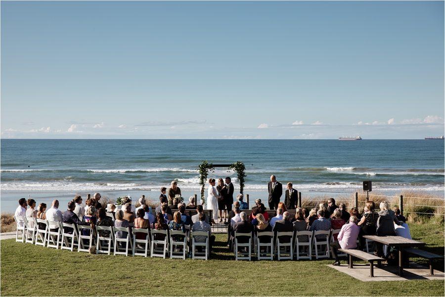 Hart street beach wedding with celebrant Pam Chapman