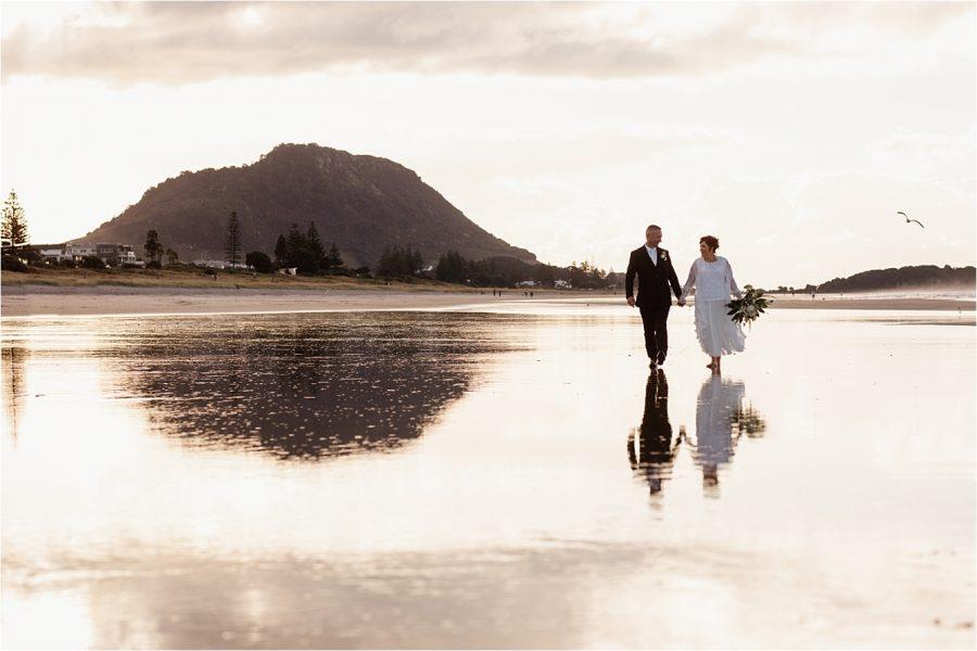 Bride and groom at Hart Street wedding photos