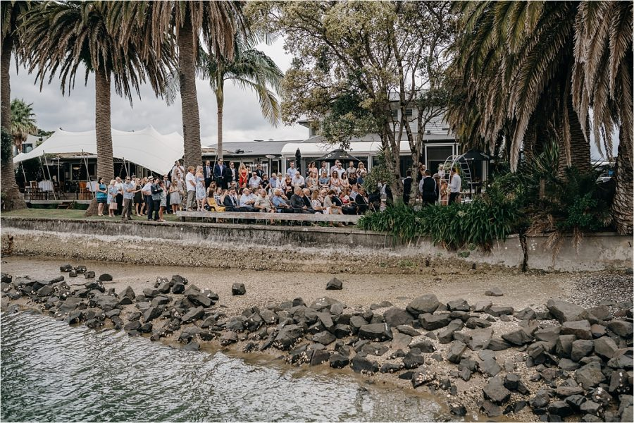 Salt bar wedding Whitianga