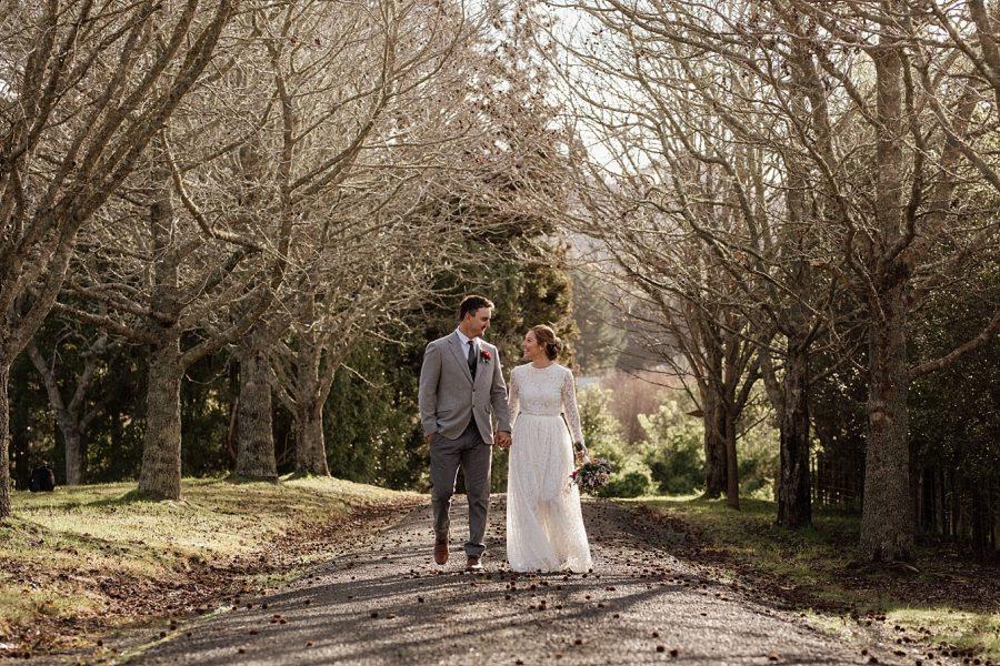 Country vintage wedding Tauranga