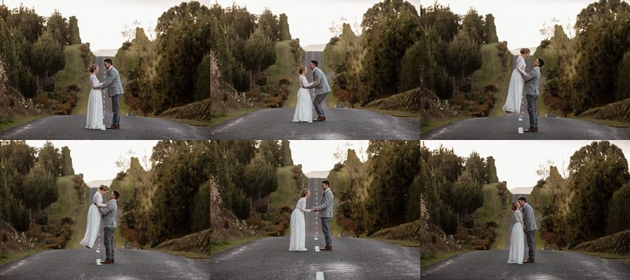 Elopement New Zealand wedding photographer