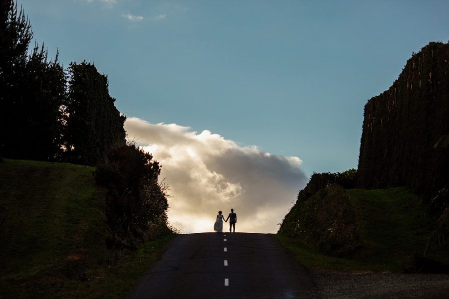 elopement landscape New Zealand
