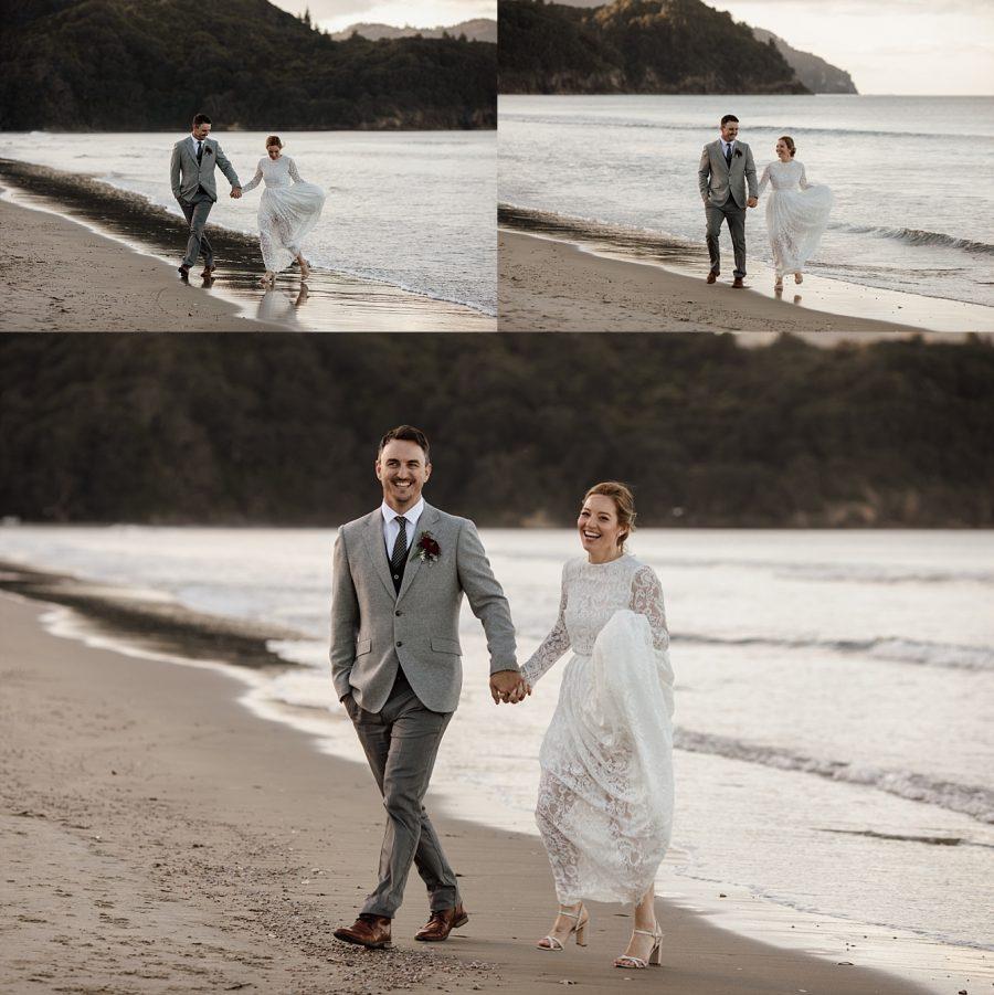 NZ elopement Waihi Beach