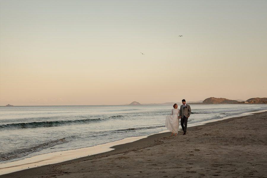 Waihi wedding photos