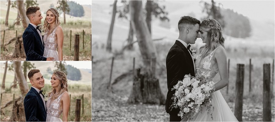 Wedding photos at Waiterenui
