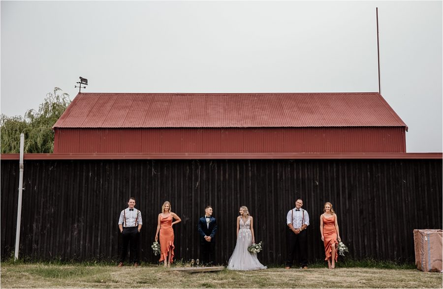 Waiterenui Barn Weddings