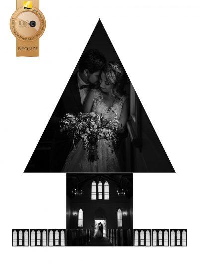 Bronze Iris Award 2019  Wedding In Camera Artistry