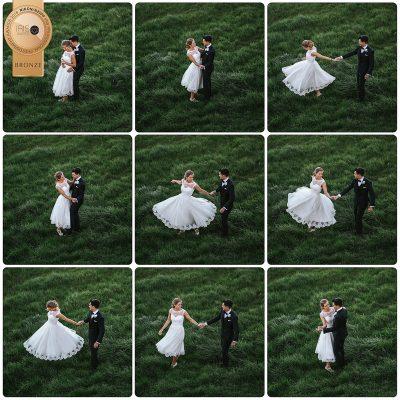 Bronze Iris Award 2018 Wedding In Camera Artistry