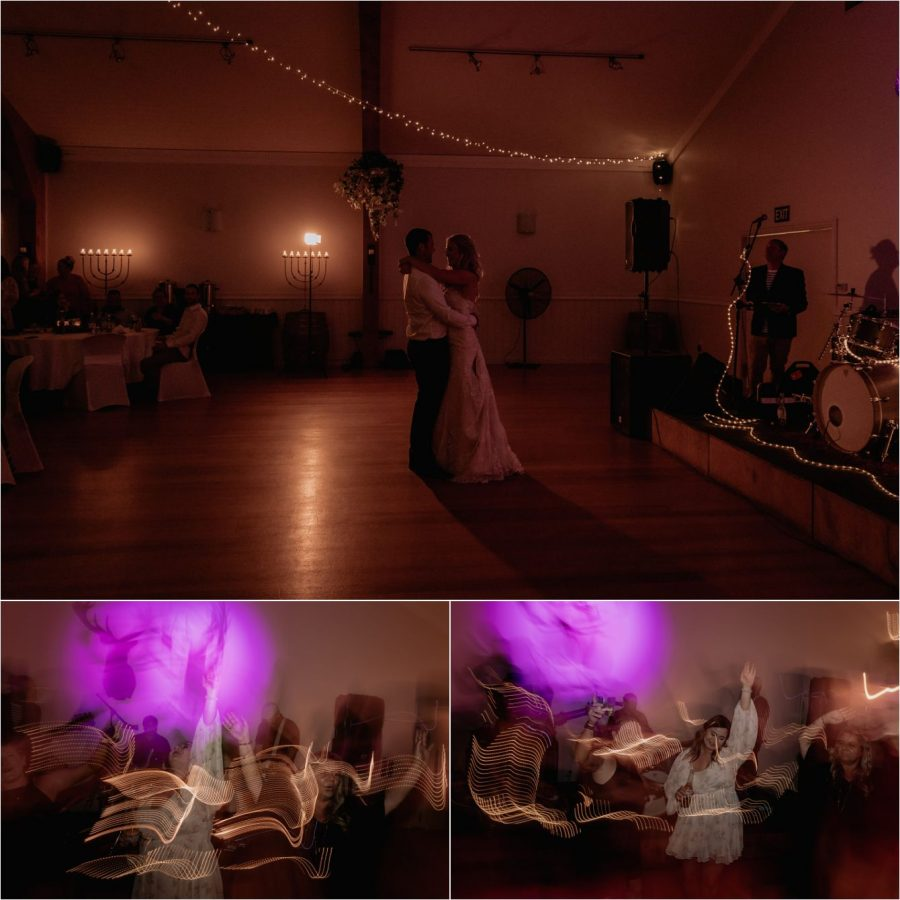 Last dance and reception party photos