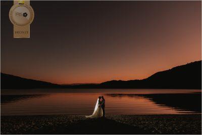Bronze Award 2020 NZIPP Iris Awards - Wedding Open