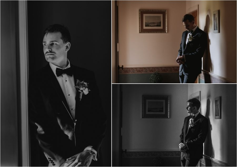 Moody Groom portraits