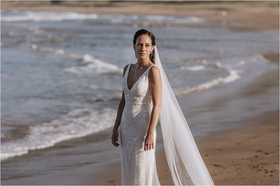 Beautiful graceful bridal portraits
