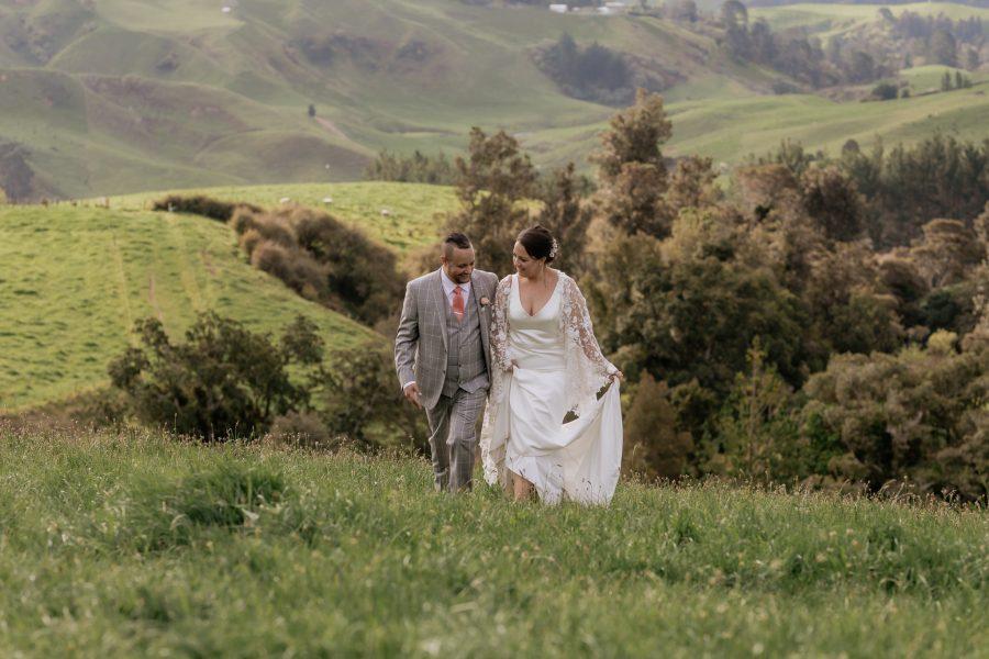 Tauranga country wedding photos at eagle ridge estate