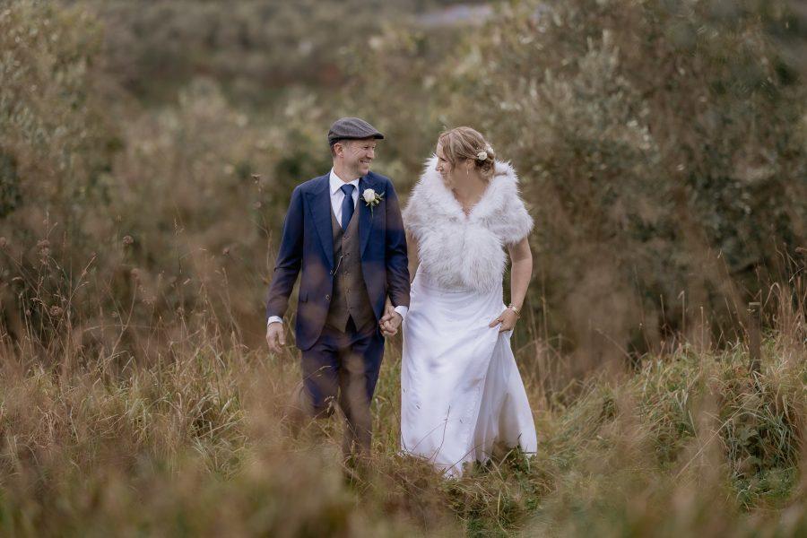 Wedding photography at Bracu estate